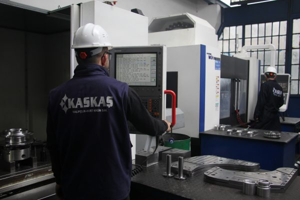 ALT GEÇİŞ 1 -makine yedek parça imalat